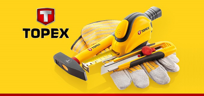 Инструменты Topex