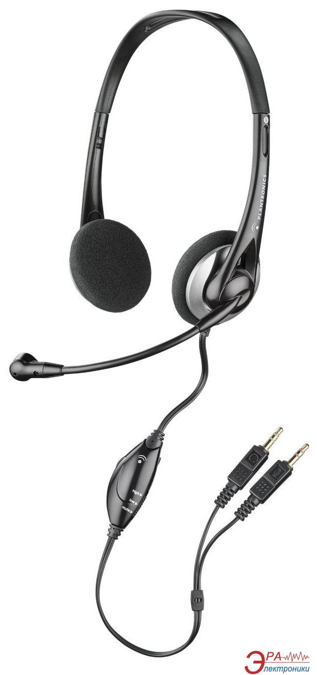 Гарнитура Plantronics Audio 326 Silver
