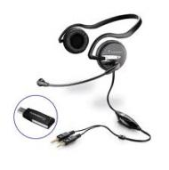 Гарнитура Plantronics Audio 645