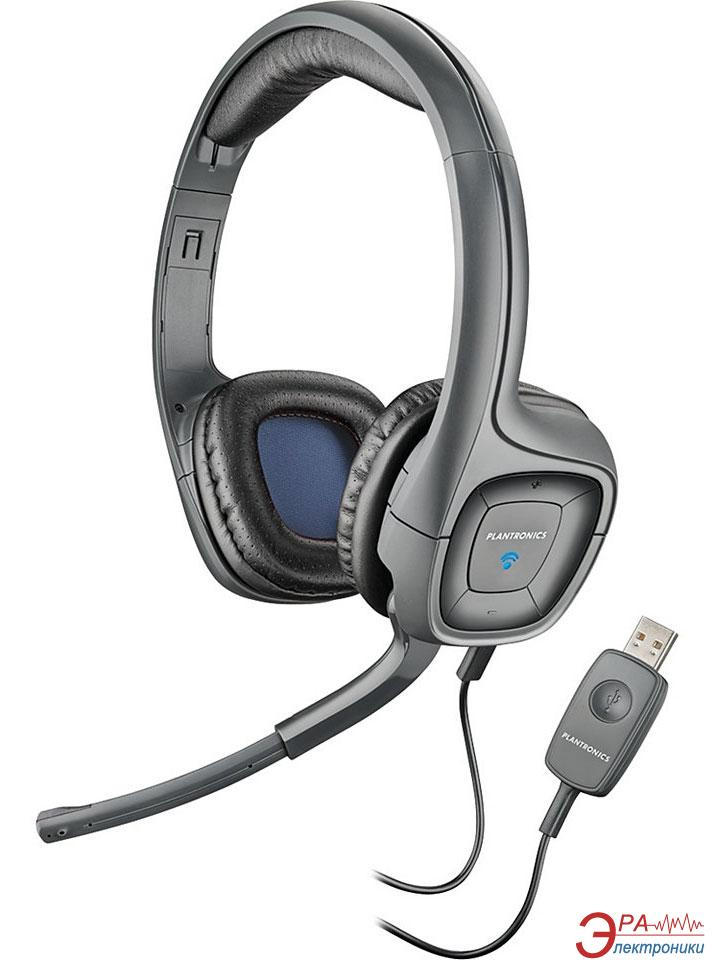 Гарнитура Plantronics Audio 655 Grey