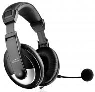 Гарнитура Speed Link Thebe2 Stereo PC Headset Black (SL-8743-SBK)