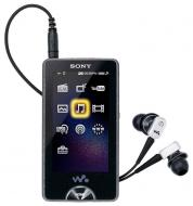 MP3-MP4 плеер Sony Walkman NWZ-X1050 16 Gb black (NWZX1050.CEV)