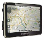 GPS-навигатор Prestigio GeoVision 5300BT (GWPGPS5300UAPL2GBBTNV)