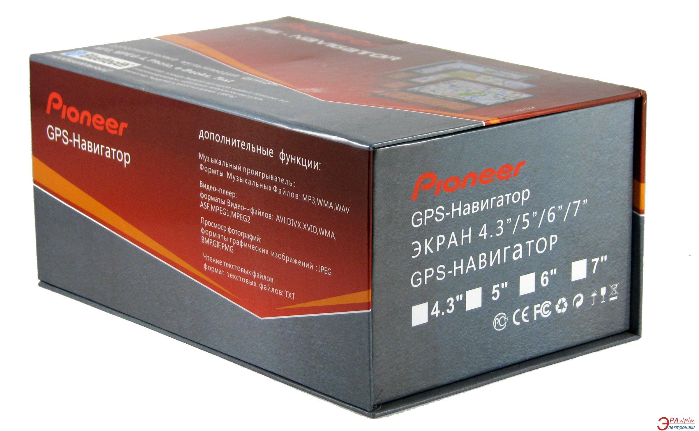 GPS-навигатор Pioneer 5002