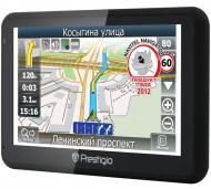 GPS-навигатор Prestigio GeoVision 5166BT (PGPS5166UAPL4GBBTNV)