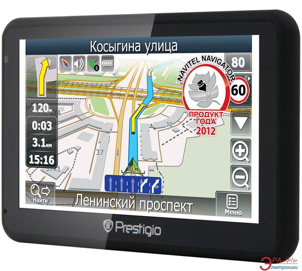 GPS-навигатор Prestigio GeoVision 5166 (PGPS5166UA004GBNV)