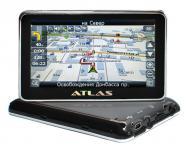 GPS-навигатор Atlas E5 (Навител Украина)