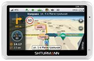 GPS-навигатор SHTURMANN LINK 500SL white pearl