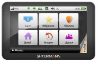 GPS-навигатор SHTURMANN PLAY 5000 DVR