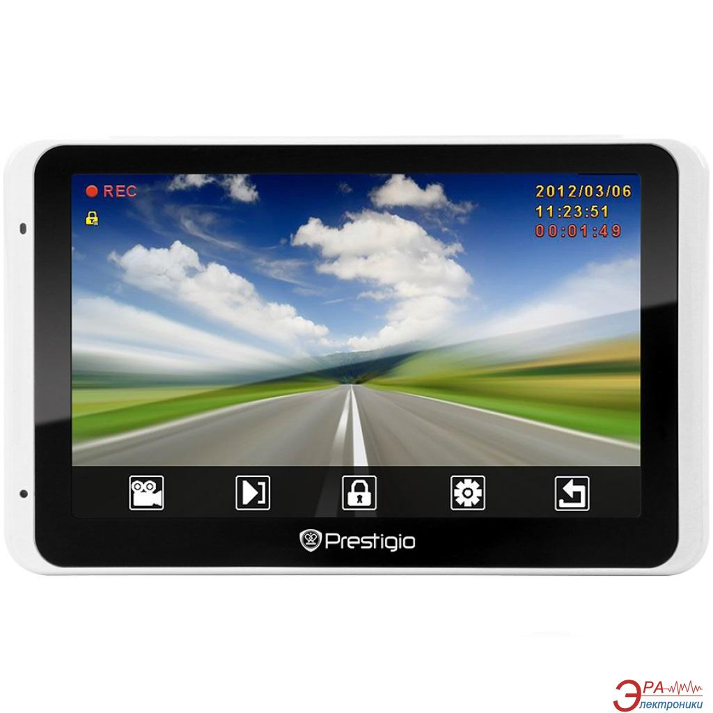 GPS-навигатор Prestigio GeoVision 5800 BTHDDVR (PGPS5800CIS4BTHDDVRNV)