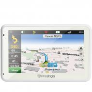 GPS-навигатор Prestigio GeoVision 5166 (PGPS5166CIS04GBWNV)