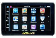 GPS-навигатор Atlas A5 (без карт)