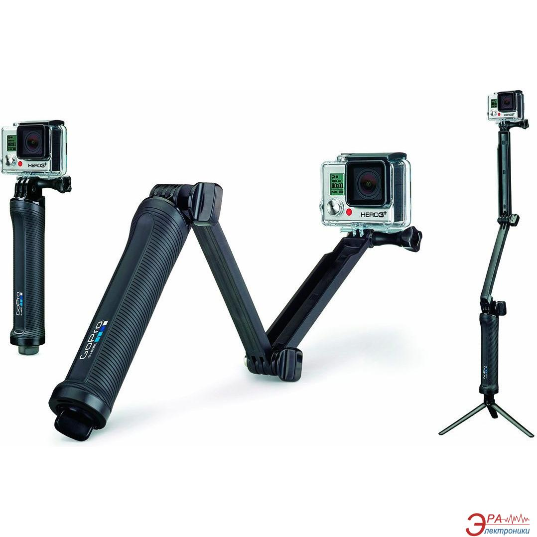 Крепление GoPro 3-Way Grip/Arm/Tripod (AFAEM-001)
