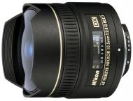 Объектив Nikon 10.5 mm f/2.8G IF-ED AF DX FISHEYE NIKKOR (JAA629DA)