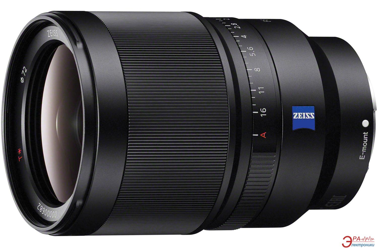 Объектив Sony 35mm f/1.4 Carl Zeiss for NEX FF (SEL35F14Z.SYX)
