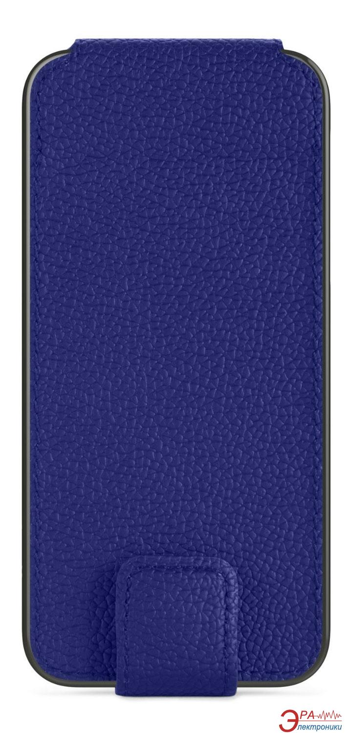 Чехол Belkin Snap Folio Blue for iPhone 5 (F8W100vfC02)
