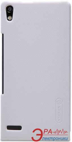 Чехол Nillkin Huawei P6 - Super Frosted Shield (White) (6065752)