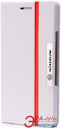 Чехол Nillkin Huawei P6 - Simplicity Series Leather Case (White)