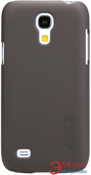 Чехол Nillkin Samsung I9190 - Super Frosted Shield (Brown) (6065872)