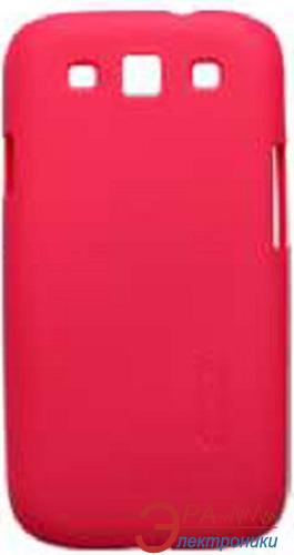 Чехол Nillkin Samsung I9300 - Super Frosted Shield (Red) (6065880)
