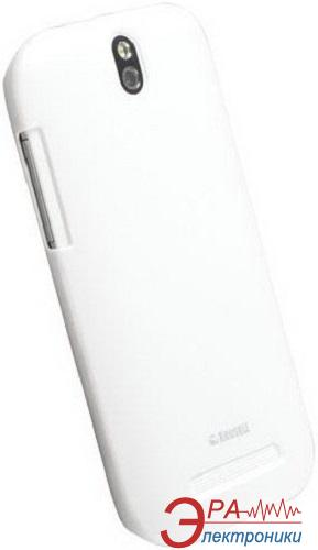 Чехол Krusell ColorCover HTC One SV  White (89819)