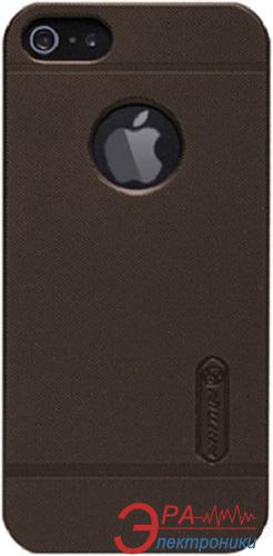 Чехол Nillkin iPhone 5 - Super Frosted Shield (Brown)