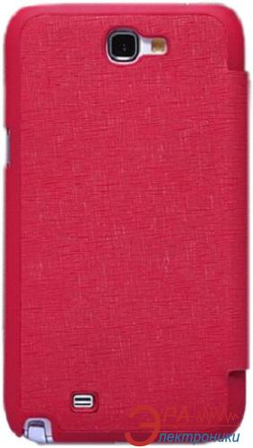 Чехол Nillkin Samsung N7100 - Crossed Style Leather Case (Red) (6065920)