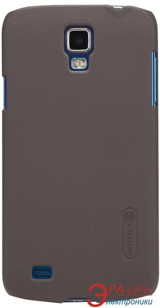 Чехол Nillkin Samsung I9295 - Super Frosted Shield (Brown) (6077024)