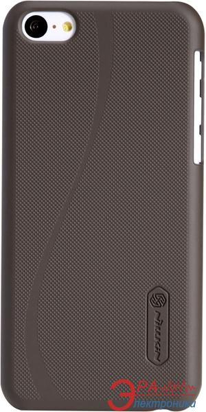 Чехол Nillkin iPhone 5C - Super Frosted Shield (Brown) (6076999)