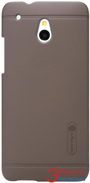 Чехол Nillkin HTC ONE mini (M4) - Super Frosted Shield (Brown) (6076987)