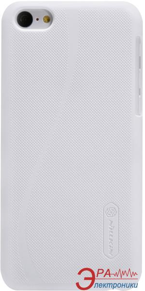 Чехол Nillkin iPhone 5C - Super Frosted Shield (White) (6077000)