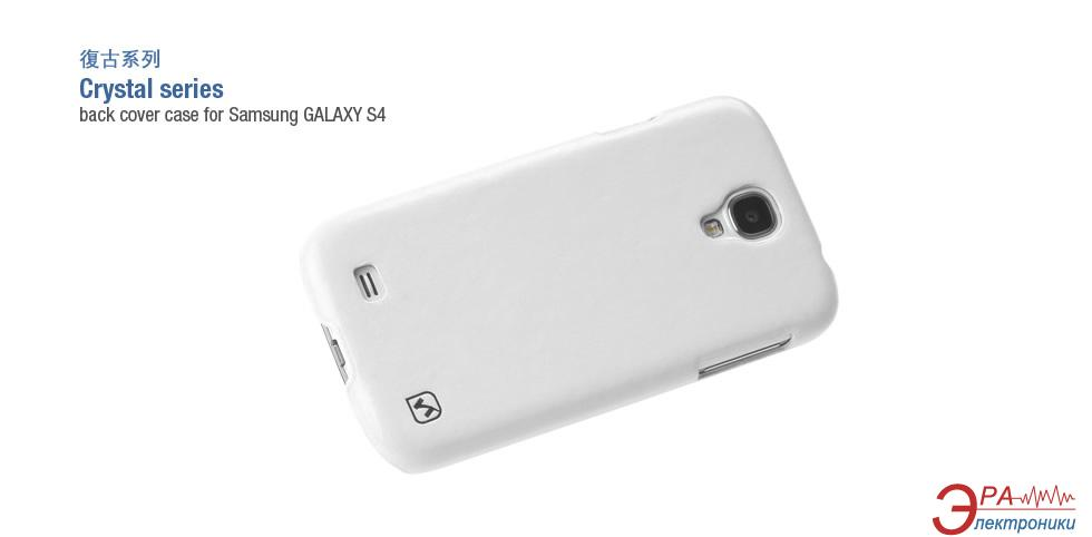 Чехол Hoco Samsung Galaxy S4 - Crystal Back Cover (HS-BL004 White)