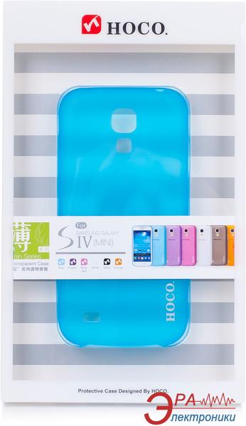 Чехол Hoco Samsung Galaxy S4 mini - Ultra Thin (HS-P003 Blue)