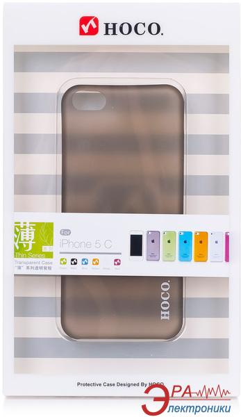 Чехол Hoco iPhone 5C - Ultra Thin case (HI-P011 Black)