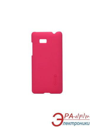 Чехол Nillkin HTC Desire 600 - Super Frosted Shield (Red) (6065723)