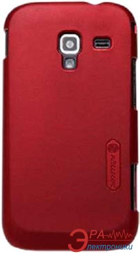 Чехол Nillkin Samsung I8160 - Super Frosted Shield (Red) (6088762)