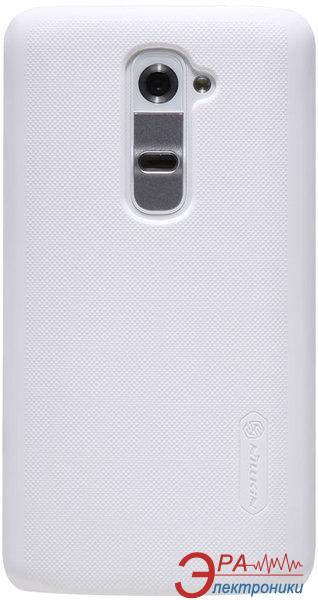 Чехол Nillkin LG Optimus GII D802 - Super Frosted Shield (White) (6089169)