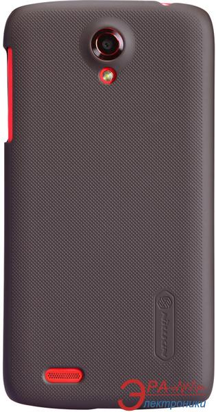 Чехол Nillkin Lenovo S820 - Super Frosted Shield (Brown) (6077008)