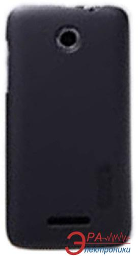 Чехол Nillkin Lenovo A390 - Super Frosted Shield (Black) (6100822)