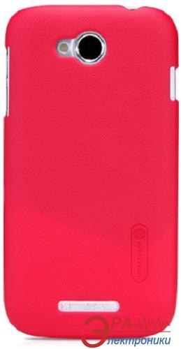 Чехол Nillkin Lenovo A706 - Super Frosted Shield (Red) (6077002)
