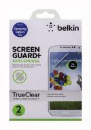Защитная пленка Belkin Galaxy S4 Screen Overlay ANTI-SMUDGE 2in1 (F8M597vf2)