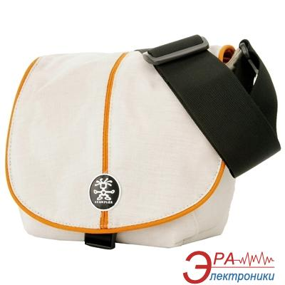 Сумка Crumpler Pretty Boy 2500 M White grey/ Orange (PB2500-001)