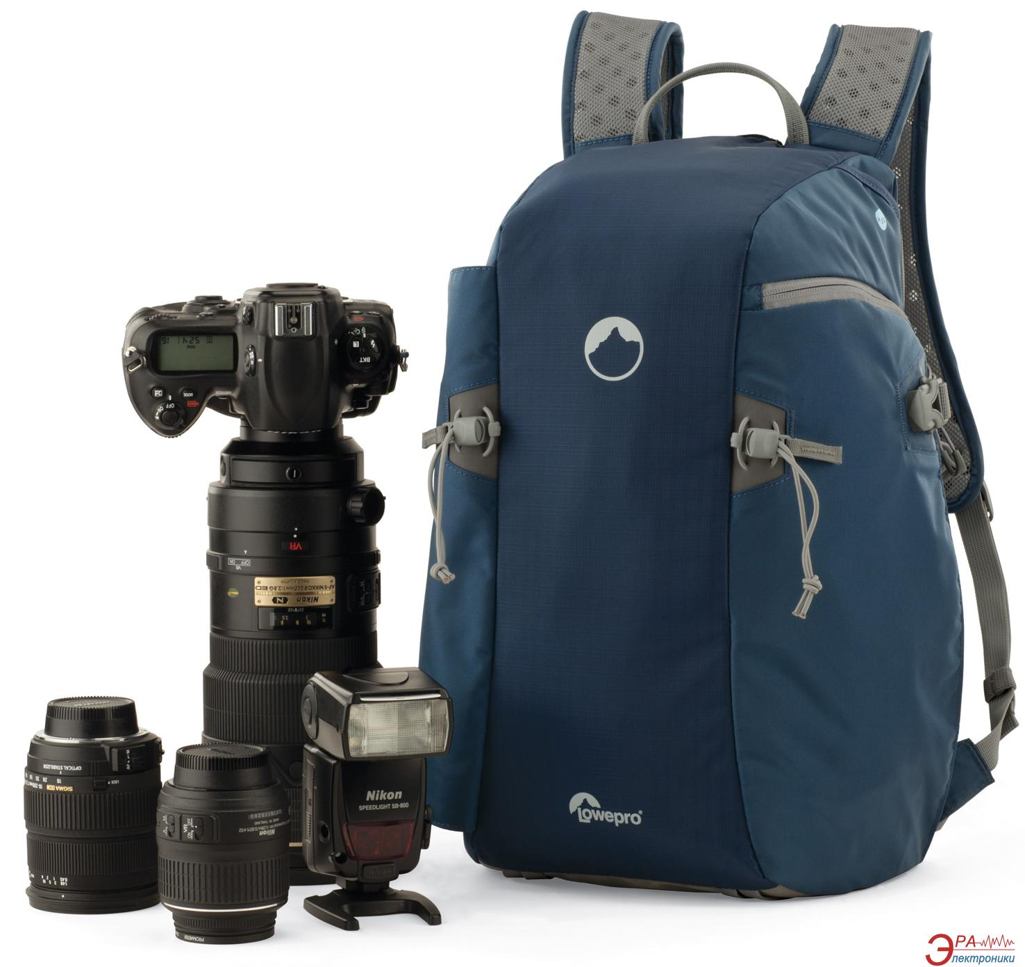 Рюкзак Lowepro Flipside Sport 15L AW Galaxy Blue/Light Grey (LP36423-PWW)
