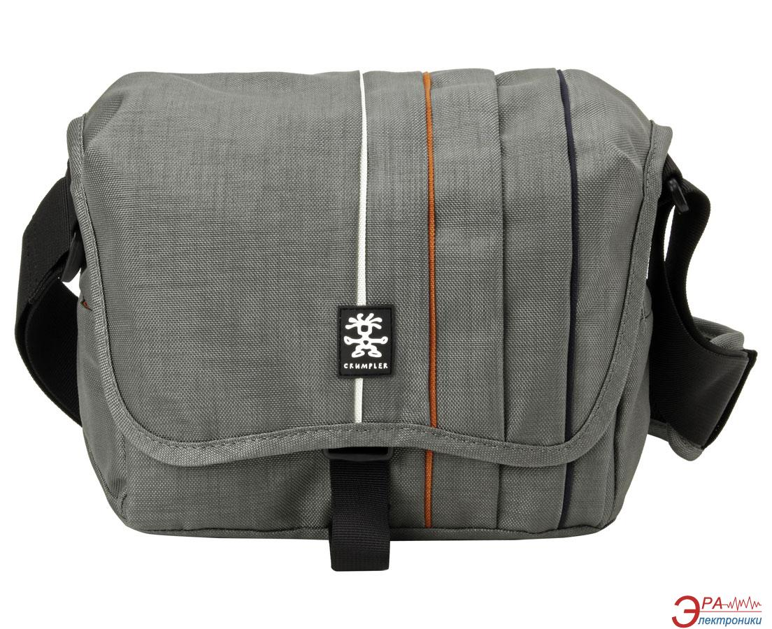 Сумка Crumpler Jackpack 3000 (dk.mouse grey/off white) (JP3000-004)