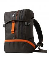 Рюкзак Crumpler Jackpack HalfPhoto System Backpack (grey black/orange) (JPHSBP-005)