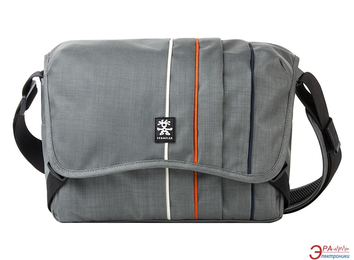 Сумка Crumpler Jackpack 7500 (dk. mouse grey/off white) (JP7500-004)