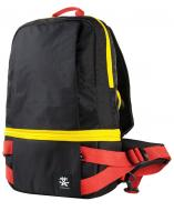 ������ Crumpler Light Delight Foldable Backpack (black/red/yellow) (LDFBP-024)