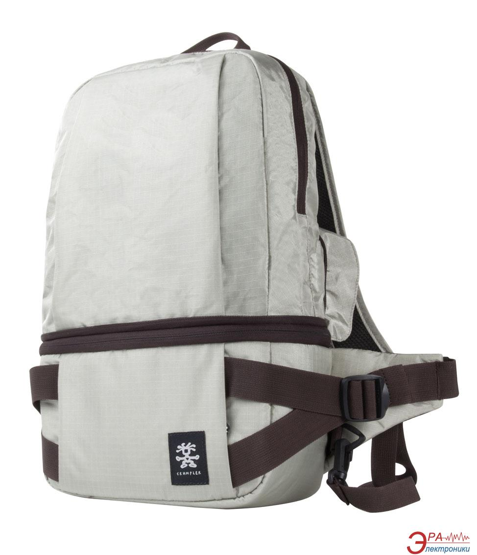 Рюкзак Crumpler Light Delight Foldable Backpack (platinum) (LDFBP-012)