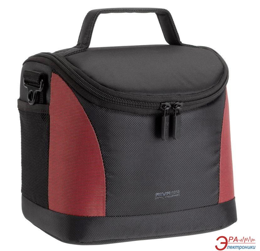 Сумка Riva case 7228 Black/Red