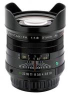 Объектив Pentax SMC FA 31mm f/ 1.8 AL Limited Black (20290)